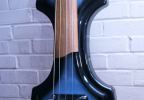 KK BabyBass model KB1 body with Granadillo fingerboard – Electric Upright Bass