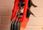 KK Baby Bass Model KB1 nordic red burst electric upright bass
