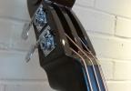 KK Baby Bass model KB Vintage custom headscroll – electric upright bass