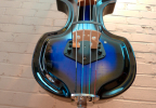 Home – KK Baby Bass KB Vintage Blue Burst Electric Upright Bass
