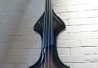 KK Baby Bass model KB1 ebony burst to black front – electric upright bass
