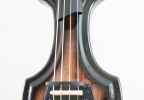 KK Baby Bass model KB1 iroco burst to black body – electric upright bass