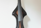 KK Baby Bass model KB1 iroco burst to black – electric upright bass