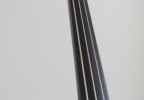 KK Baby Bass Traditional burst headscroll – electric upright bass