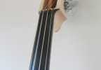 KK Baby Bass Traditional mahogany burst neck – electric upright bass