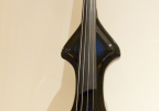 KK Baby Bass model KB1 blue burst to black – electric upright bass