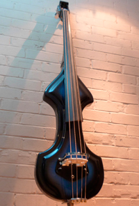 Electric Upright Bass Models - KB1 KK Baby Bass Front Shot