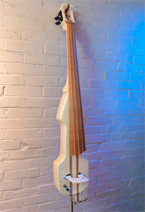 Electric Upright Bass Models - KB2 KK Baby Bass Front Shot