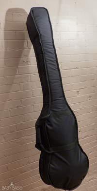 KK Baby Bass Gig Bag and Flightcases
