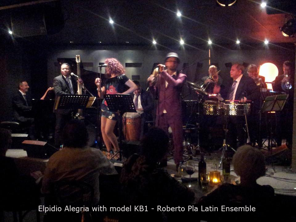 Elpidio-Alegria-with-model-KB1---Roberto-Pla-Latin-Ensemble