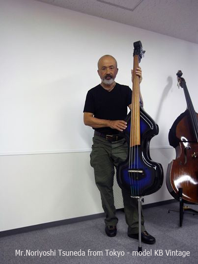Mr.Noriyoshi-Tsuneda-from-Tokyo-with-his-KB-Vintage