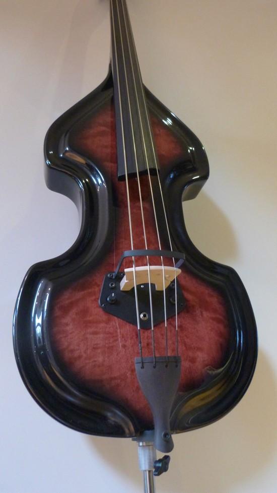 """Bass Magic 3.5"""" Baby Bass"""
